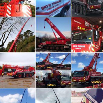 Our Fleet of Cranes