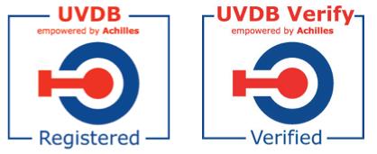 UVDB Audit Completed