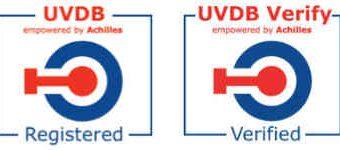 UVDB Achilles Logo