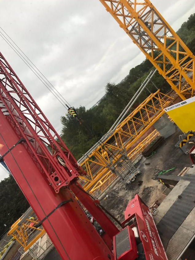 Crane Hire West Midlands