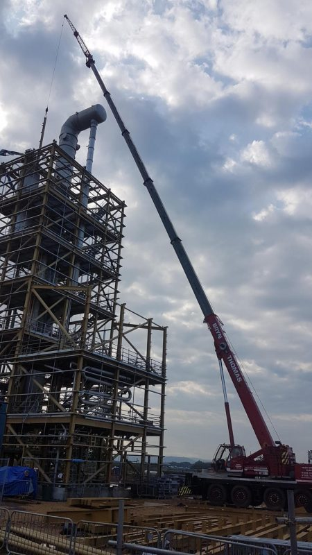 Crane Hire Durham