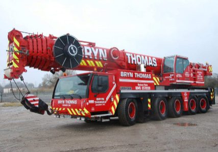 Bryn Thomas Crane Hire